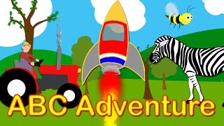ABC Adventure | Learn ABCs for children