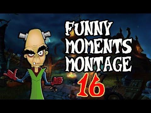 Crash Team Racing Nitro-Fueled ♥ Funny moments montage 16