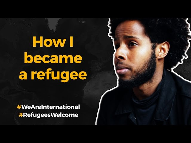 How I became a refugee: Abdi-Aziz Suleiman