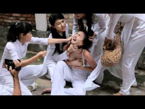 Hiện tượng nữ sinh đánh nhau