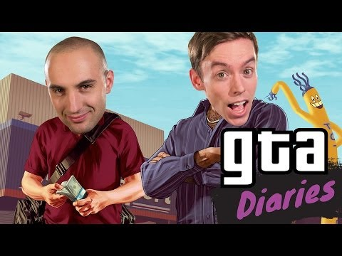 GTA Diaries - Stop Being Poor