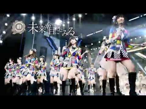 「バラの儀式・総集編」TVCM / AKB48[公式]