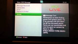 Free Microsoft Points For Xbox 360