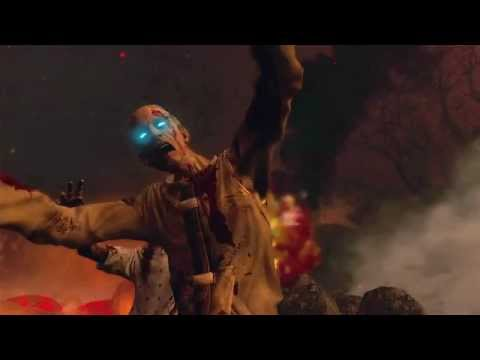 BLACK OPS 2 - Zombies Reveal TRAILER!