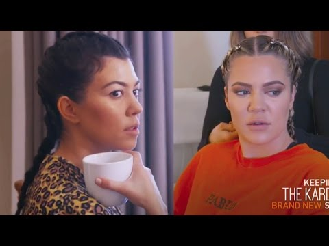 Kardashian Sisters React To Rob's Engagement On KUWTK