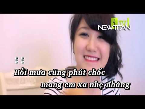 Karaoke Mưa của ngày xưa   Hồ Quang Hiếu Full Beat