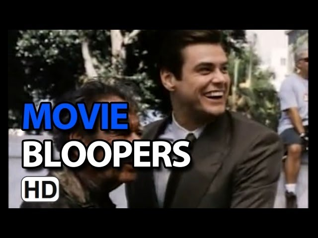 Liar Liar (1997) Bloopers Outtakes Gag Reel
