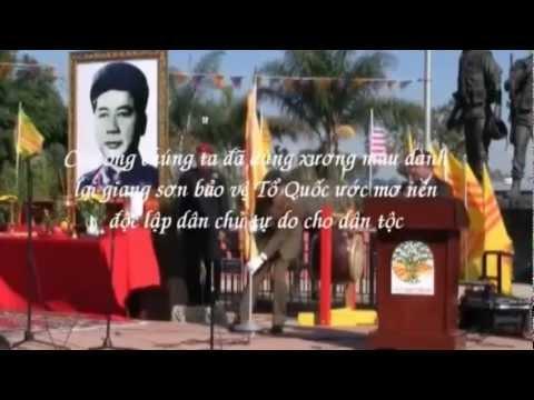 Lễ giỗ Cố Tổng Thống Ngô Đình Diệm - Nhân chứng về chủ quyền Hoàng Sa.