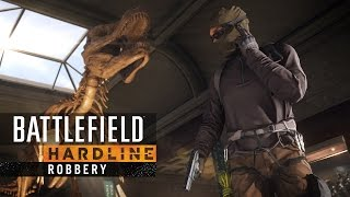 Battlefield Hardline - Robbery's Squad Heist Gameplay Trailer