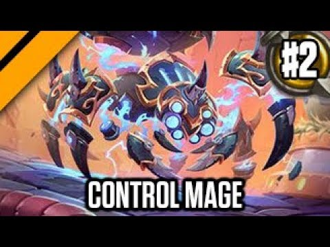 Hearthstone: Boomsday - Control Mage P2