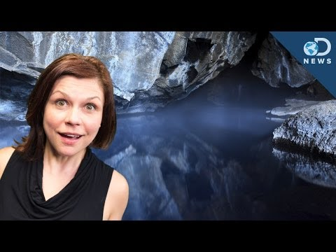 We Discovered A Massive Amount Of Water Near The Earth's Core!