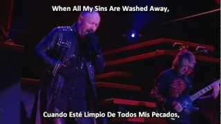 Judas Priest Angel [Lyrics Y Subtitulado Al Español