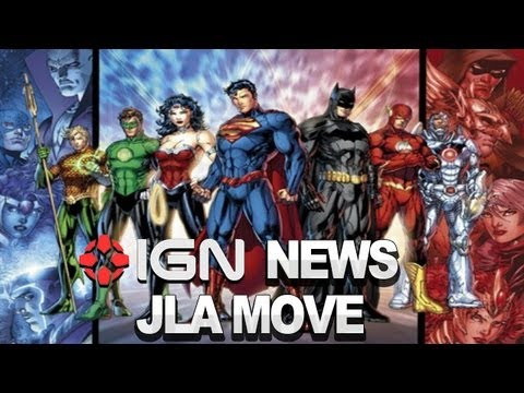 IGN News: Ben Affleck May Direct, Star in Justice League of America Movie