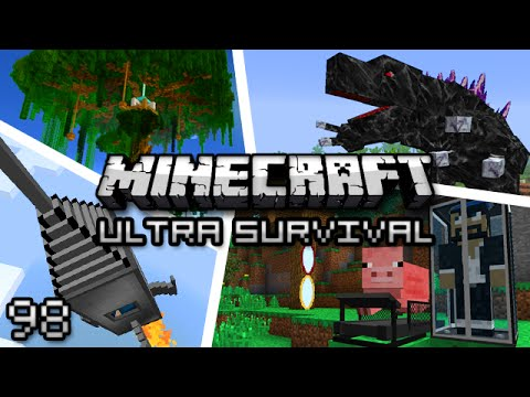 Minecraft: Ultra Modded Survival Ep. 98 - BOYFRIEND ISLAND
