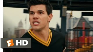 Abduction (10/11) Movie CLIP The Stadium Chase (2011) HD
