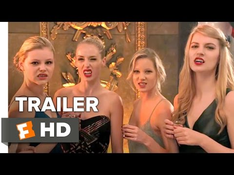 Vampire Academy Official Trailer #3 (2014) - Zoey Deutch, Lucy Fry Movie HD