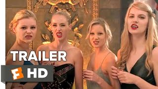 Vampire Academy Official Trailer #3 (2014) Zoey Deutch