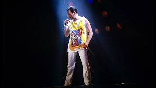 First Look: Rami Malek As Freddie Mercury