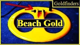 GOLD ON THE BEACH.6 (We show you exactly where the heavier gold items can be found)
