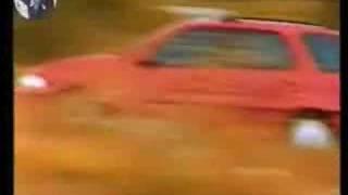 Fiat Palio Weekend: Comercial Peixinhos Na Praia (funny