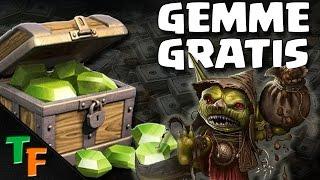 GEMME GRATIS Clash Of Clans- NO Hack- NO Jailbreak- Tutti