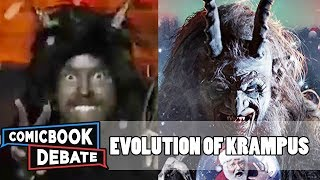 Evolution of Krampus in Movies & TV in 8 Minutes (2017)