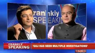 Frankly Speaking With Arun Jaitley (The Full Episode