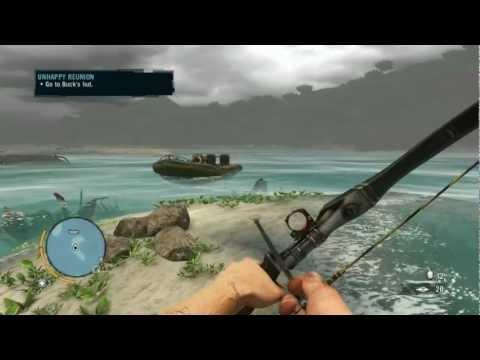 Farcry 3, săn cá mập , 1 phát chết luôn
