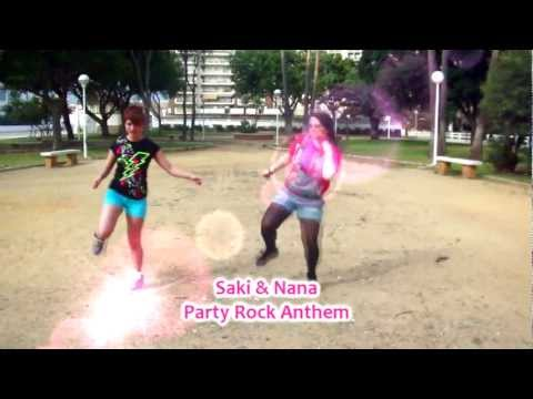 Saki&Nana (사키 & 나나) - Party Rock Anthem dance