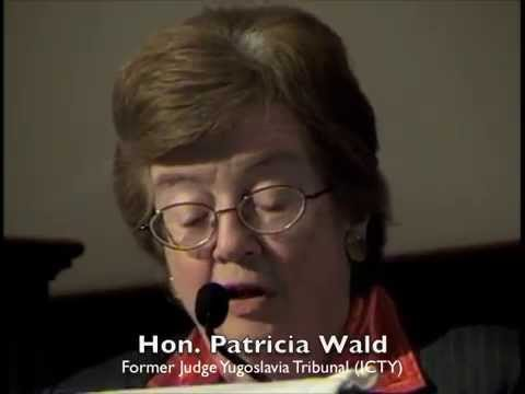 Patricia Wald (2006): on War Crimes
