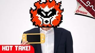 Nintendo Switch Lite HOT TAKE!