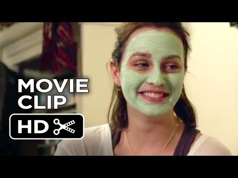 Life Partners Movie CLIP - Signature Move (2014) - Leighton Meester, Gillian Jacobs Movie HD