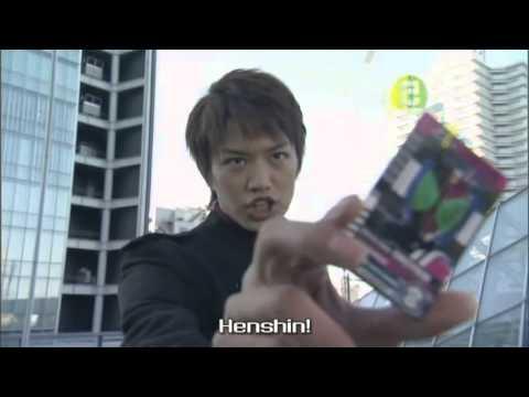 Kamen Rider Decade Ep.1 Eng Sub