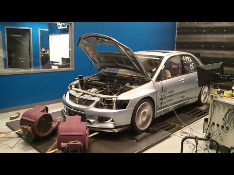 MAP Evo 10,000rpm 960whp dyno, poor audio