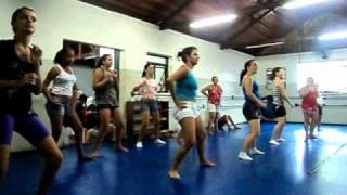 dançando na fitnes srv AS PANTERAS DANCE e TIA DRI view on youtube.com tube online.