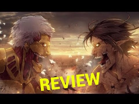 Straight to the Point Anime Review | Attack on Titan Season 2
