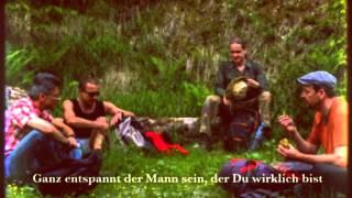 Wilde Männer am Wilden Kaiser - Männerurlaub