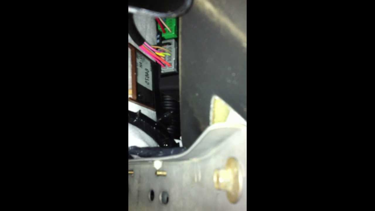 Finding The Keyless Entry Code On A 2005 Ford Excursion