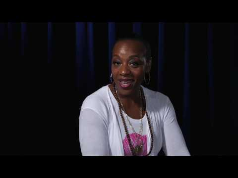 Marianne Jean Baptiste- Can you sing?