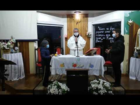 Santa Missa | 06.08.2021 | Sexta-feira | Padre Antõnio Robson | ANSPAZ