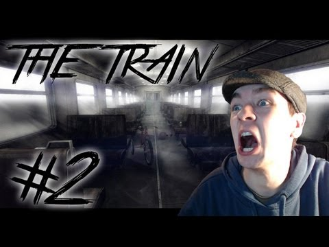 The Train - Part 2 | ENDING & THOUGHTS | Russian Indie Horror Game