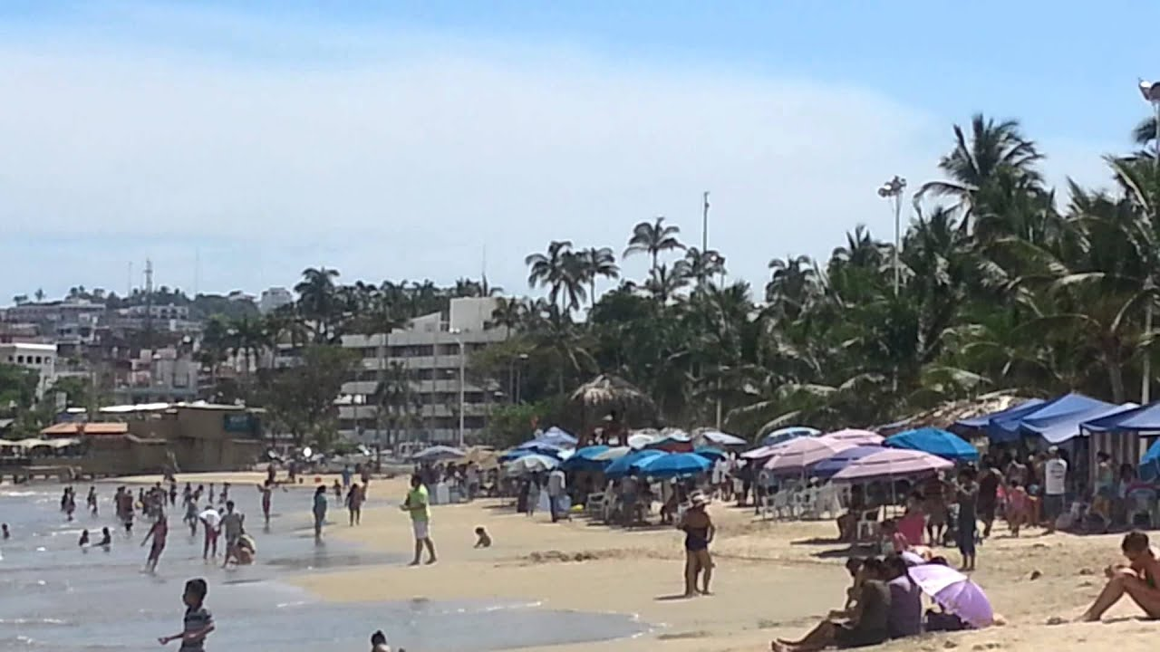 vacaciones en acapulco: