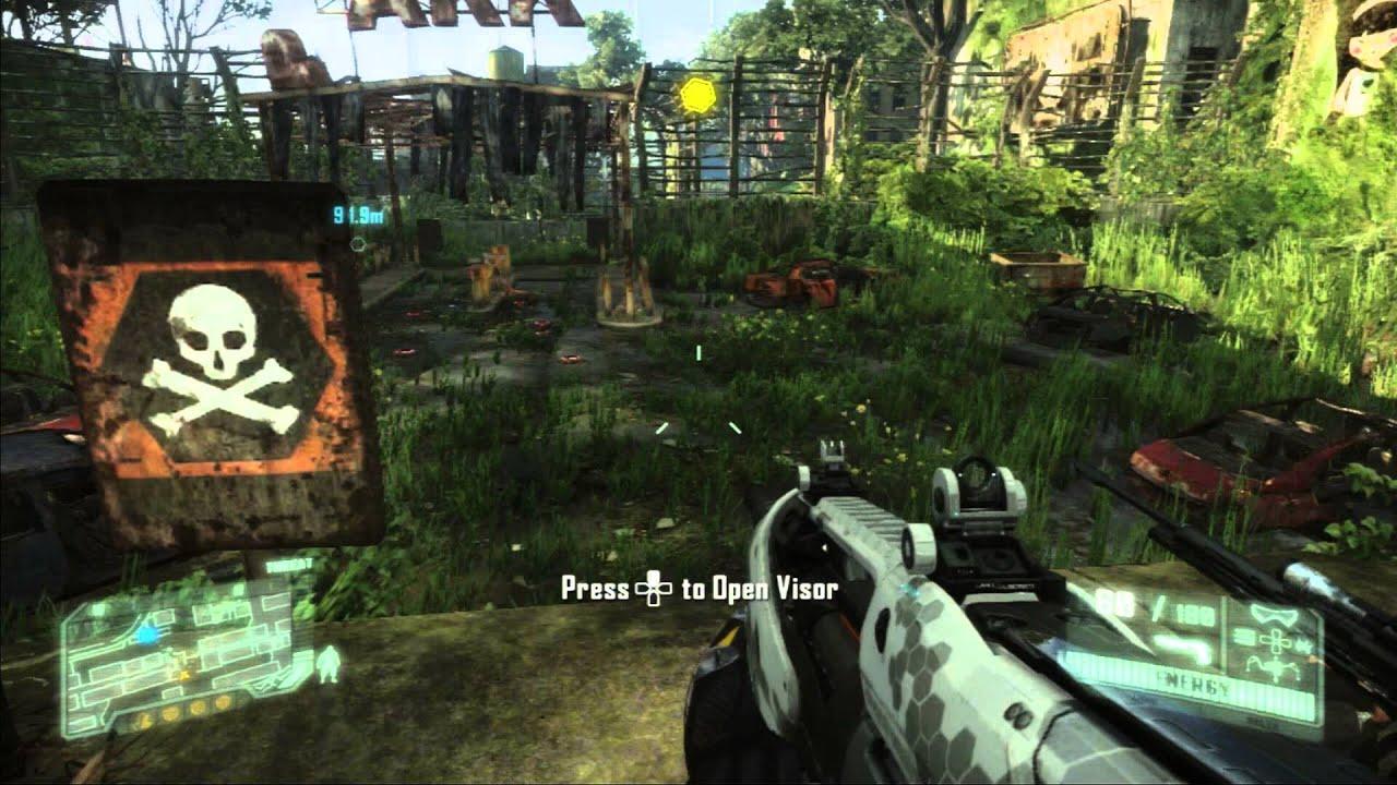 Crysis 3 (PS3) - FIRST HOUR GAMEPLAY (WALKTHROUGH HD ...