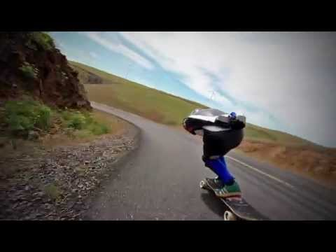 Rayne Longboards: Maryhill freeride 2014
