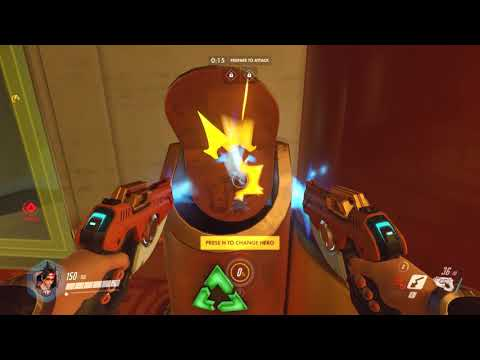 First Vid | OverWatch Tracer Gameplay (READ DESC)