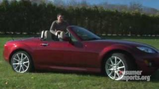 Mazda Miata MX-5 MX5 Commercial 2001 Werbung videos