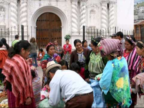 GUATEMALA.  IXIMCHE, CHICHICASTENANGO, SAN ANDRÉS XECUL, FUENTES GEORGINAS, sOLOLÁ,
