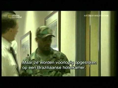 Air Crash Investigation - Gol Flight 1907 Part 3/6 Dutch Subtitles
