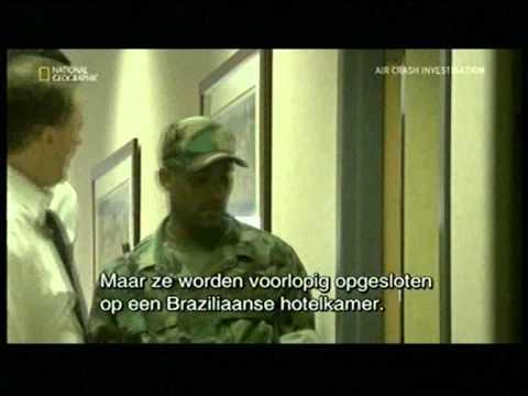 Air Crash Investigation - Gol Flight 1907 Part 3/6 Dutch Subtitles
