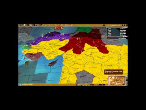 Let's Fail at Playing The Seleucid Empire in EU:Rome